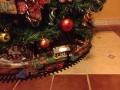 Trencito de navidad